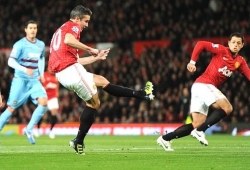 Van Persie is United's answer to Messi - O'Neill