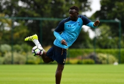 All set for London return as Wanyama & Co. end Barcelona tour