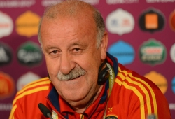 Del Bosque to depart Spain after 2014 World Cup