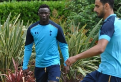 Wanyama delighted with Soton return