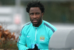 City's forward out of Capital one Cup semi-final