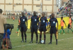 CAF CL: Kenyan trio handed intn'l assignment