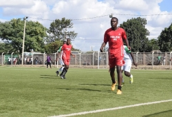 Ex Gor forward eyeing better tides with Police