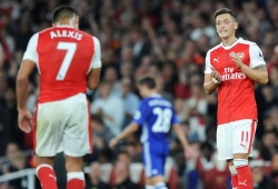 Arsenal warn Sanchez and Ozil