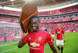 Toure tips Baily to be a united legend