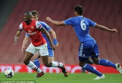 New contract for Diaby? Arsene.....