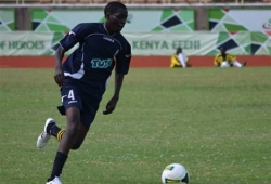 Ex-Gor Mahia youngster wary of Kagere threat