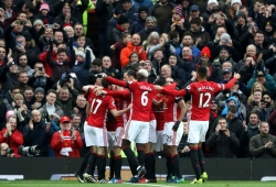 Blackburn Rovers vs Manchester United:  Business As Usual For United