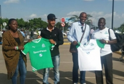 Gor's new man joins team in training