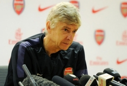 Wenger the Achilles heel for Arsenal once again