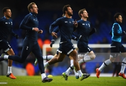 Spurs midfield pair set for fitness test ahead of Boro's trip