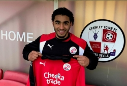 Kipkemboi features as Crawley suffers defeat in England