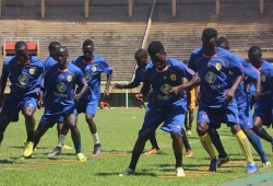 KCCA friendly to build promotion momentum for opponents
