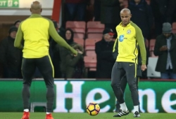 Guardiola plays down Kompany injury