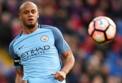 Kompany out of Monaco clash