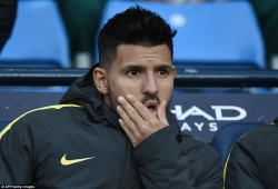 Sergio Aguero to Real Madrid?