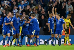 Ranieri: Leicester can't win UCL