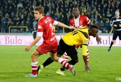 Masika miss proves costly as promotion slips off Lierse