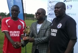 Ulinzi Stars attacker looking forward for national team playing time