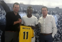 Ayub Timbe's Lierse explains his transfer deal