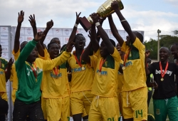 Mathare admits to tough call en route championship success