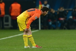Messi ruled out of action with injury