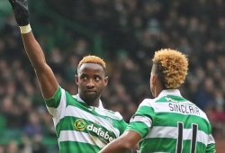 Celtic star failed medical at Tottenham