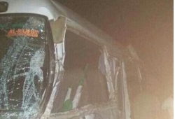 Gor Mahia opponents' fans in accident en-route to match