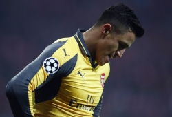 Arsenal manager blames Sanchez