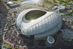 Khalifa Stadium to be open by mid 2017