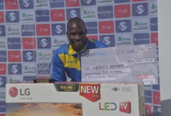 Kemboi: Player of the month award a big motivation