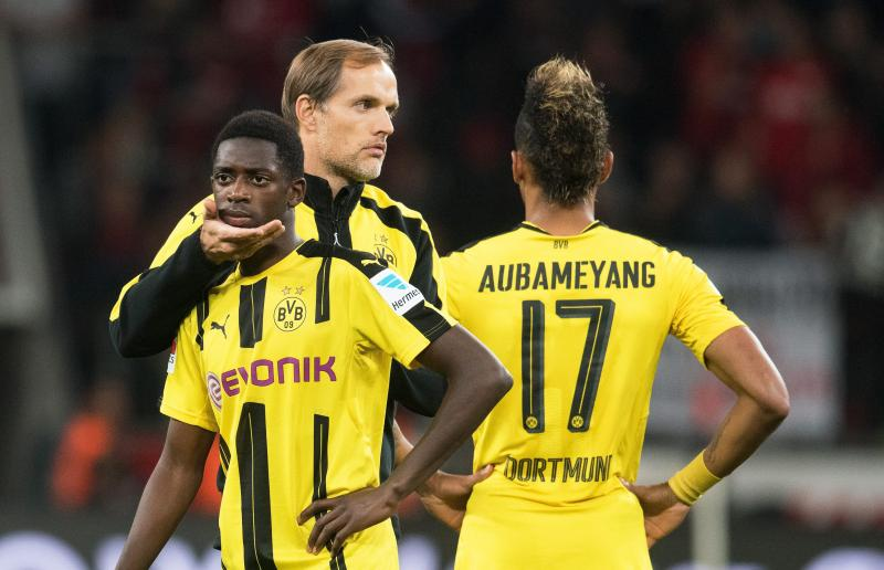 Tuchel says Dembele is gifted, crazy & openly wanted to play for Barcelona