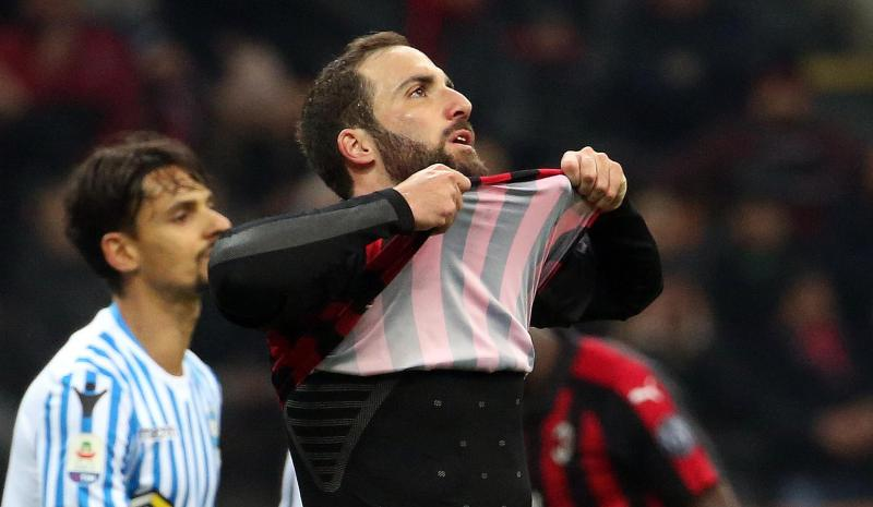 Higuain to Chelsea agreement less than 48 hours away