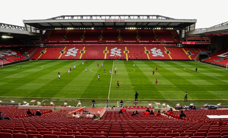 Liverpool step up restart progress, hammer Blackburn in friendly
