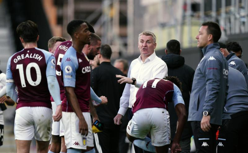 EPL: Aina Not Listed As Fulham Lose At Home To Aston Villa