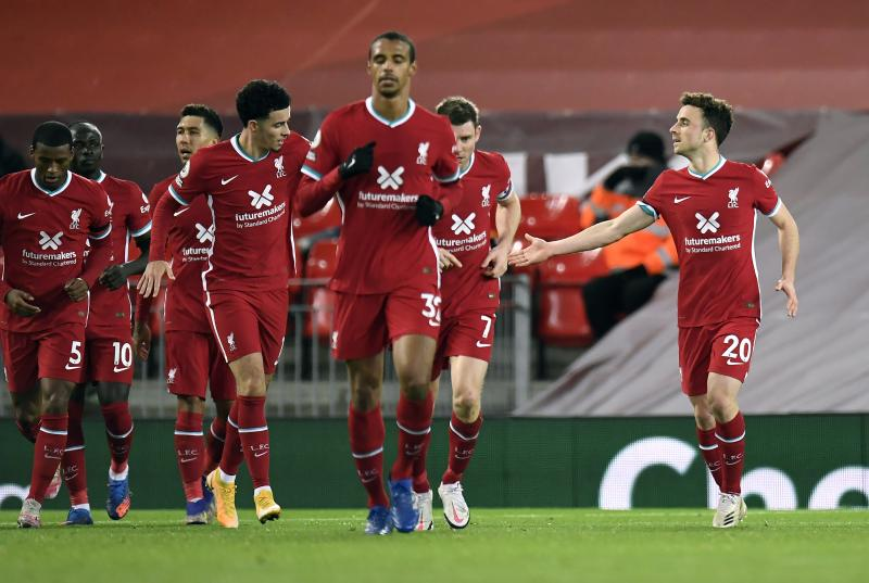 What injuries? Liverpool send reminder to rivals with comfortable win over Leicester