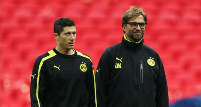 Bayern Munich star Lewandowski describes Liverpool boss Klopp as 'bad teacher'