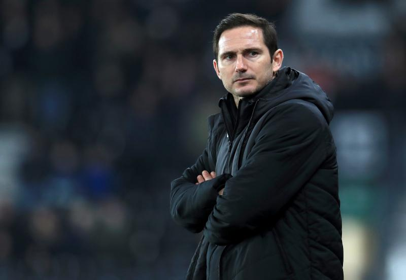 Man suspected of spying on Frank Lampard's Derby County training session