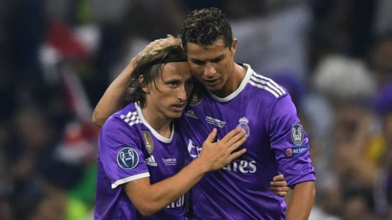 Modric disappointed by Ronaldo's exit