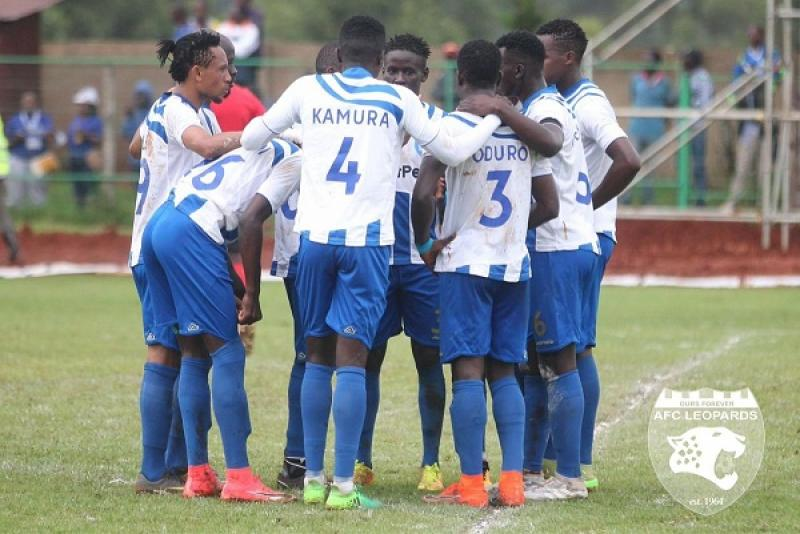 Senaji in as AFC Leopards names team to play Sofapaka