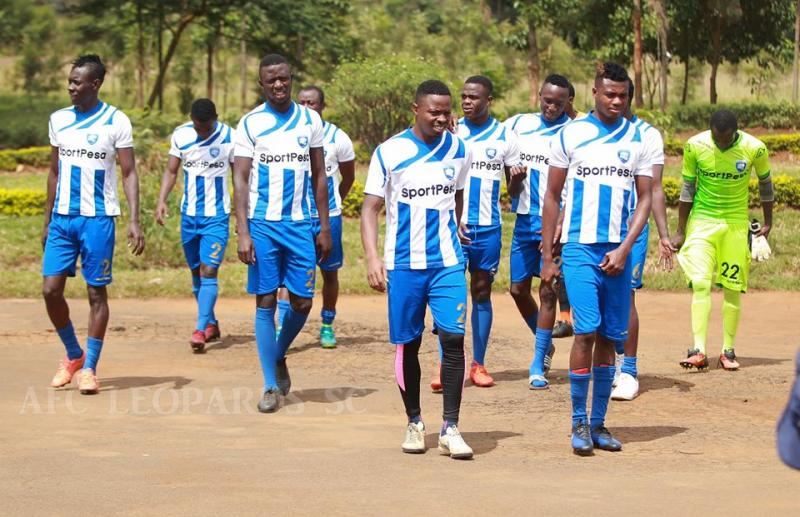 BREAKING: AFC Leopards enters into partnership English kit makers