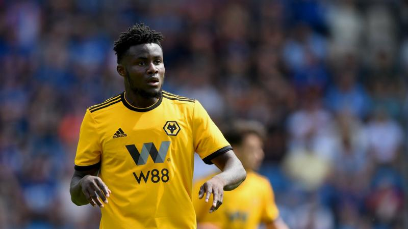 Enobkhare loaned to Coventry City from Wolves