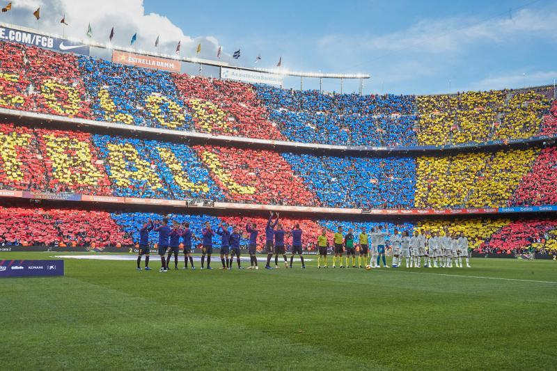 Spain's Most Iconic Stadiums: Barcelona's Camp Nou