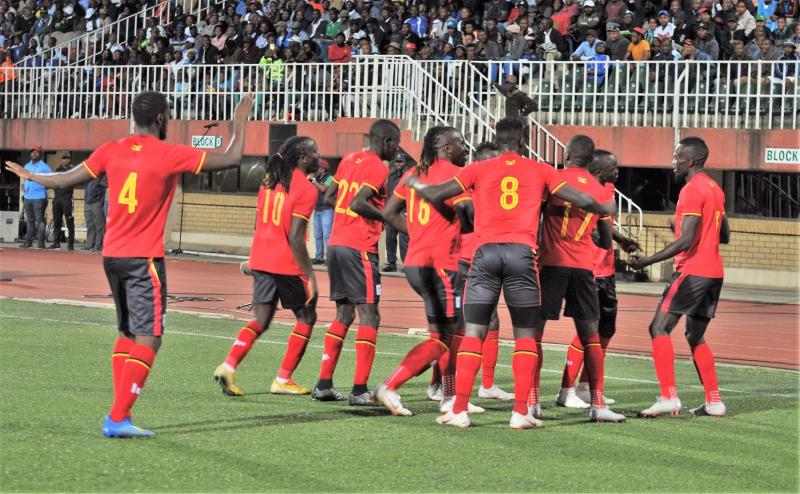 Cranes going for top finish, says Okwi
