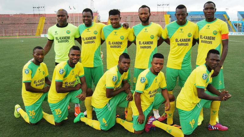 El Kanemi Warriors will choose three points over a good performance