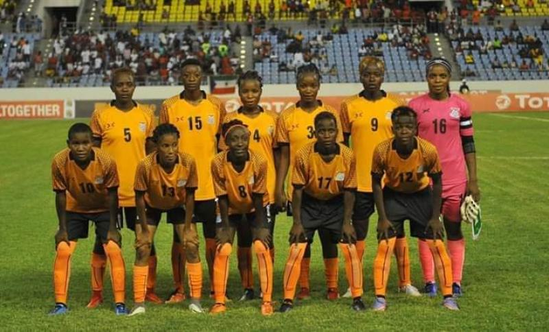 2018 AWCON: One change for Zambia as star striker misses again