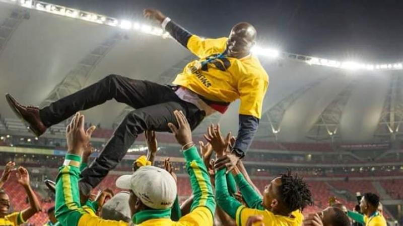 Former Chipolopolo coach leads PSL side to Maiden Cup title