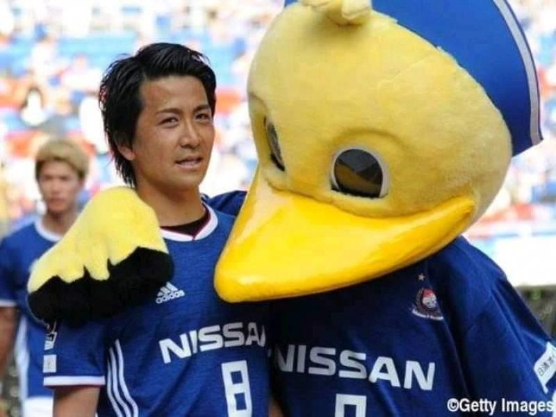 Japanese midfielder turns J-league contract extension for a move to Zambia