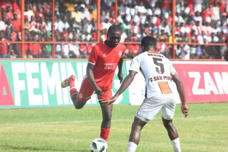 I apologised for my behaviour last Saturday : Kelvin Mubanga
