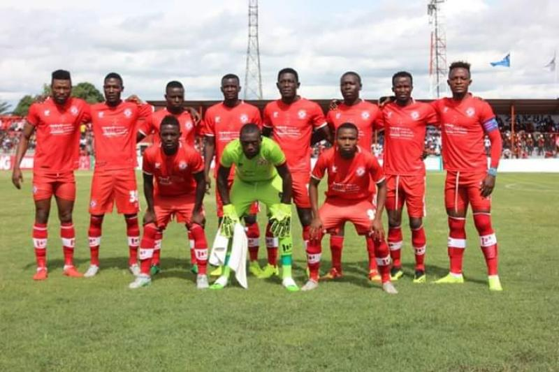 CAF CC: Chambeshi makes three changes